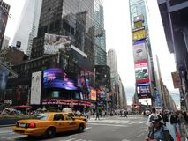 Times Square New York City stock photography