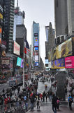 Times Square New York City Royalty Free Stock Photography