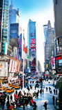 Times Square New York City Royalty Free Stock Photo