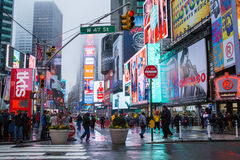 Times Square, New York City Stock Photo