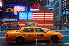 Times Square, New York City, EUA. Imagens de Stock Royalty Free