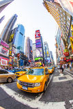 Times square in New York Royalty Free Stock Photos
