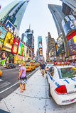 Times square in New York Royalty Free Stock Images