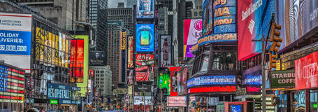 Times Square, New York City,Manhattan Stock Images