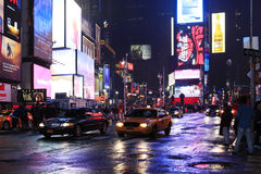 Times Square. New York City Stock Photography