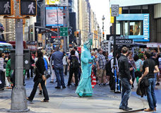 Times Square. New York City Stock Images