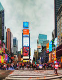Times square in New York City Royalty Free Stock Photos