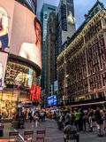 Times Square, New York City, NY Stock Photos