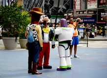 Times Square, New York City, NY, Etats-Unis photographie stock