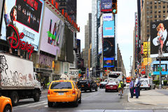 Times Square. New York City Royalty Free Stock Photography