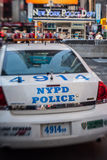 Times Square New York City NYPD Stock Photography