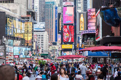 Times Square New York City Royalty Free Stock Image