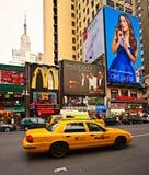 Times Square, New York City. USA. Stock Photos