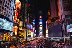 Times Square Stock Photography