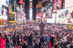 Times Square,New York Royalty Free Stock Photo
