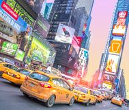 Times Square,New York Royalty Free Stock Images