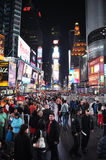 Times Square New York. An image of Times Square in New York City stock image