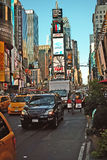 Times Square, New York City. USA Stock Photos
