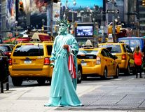 Times Square, New York, NY, U.S.A. immagini stock