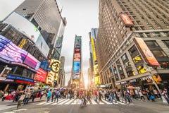 Times Square,New York stock photos