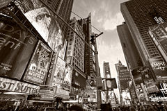 Times Square, New York, USA. Royalty Free Stock Photography