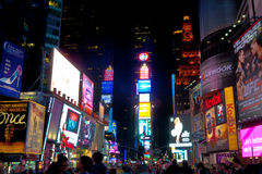 Times Square New York, USA Royalty Free Stock Image