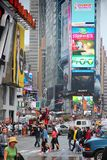 Times Square Royalty Free Stock Photo