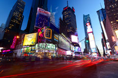 Times square new York Stock Images