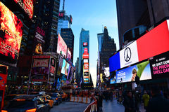 Times square new York Royalty Free Stock Photography