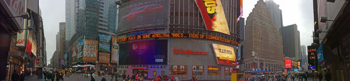 Times Square, New York, USA Royalty Free Stock Images