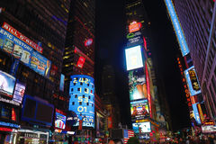 Times Square New York Stock Image