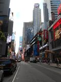 Times Square, New York. Royalty Free Stock Images