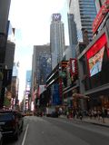 Times Square, New York. Royalty Free Stock Image
