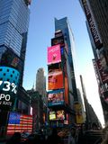 Times square. New yorks city Royalty Free Stock Photo