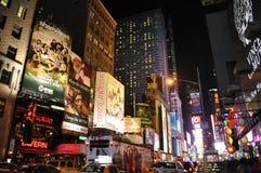 Times Square Nowy Jork Zdjęcia Stock