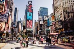 Times Square, Nowy Jork zdjęcie royalty free