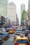 Times Square Nowy Jork, Luty - 2016 Zdjęcia Stock