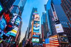 Times Square, Nowy York fotografia royalty free