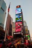 Times Square, Nueva York Foto de archivo libre de regalías