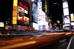 Times Square, Nueva York Imagenes de archivo