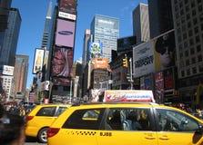 Times Square Nueva York imagenes de archivo