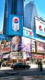 Times Square Nueva York Foto de archivo libre de regalías