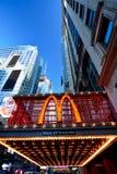 Times Square Nueva York Fotos de archivo
