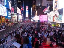 Times Square Nueva York imagen de archivo