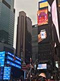 Times Square, nuevo Yrok Imágenes de archivo libres de regalías