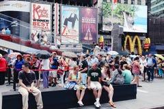 Times Square, NY Imagem de Stock Royalty Free