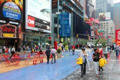 Times Square NYC image libre de droits