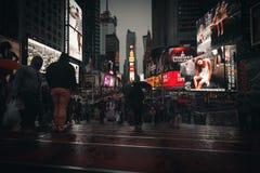 Times Square in NYC immagini stock