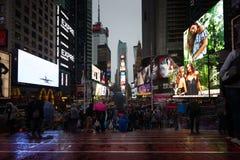 Times Square in NYC lizenzfreie stockbilder