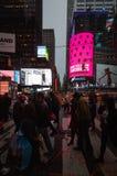 Times Square in NYC lizenzfreie stockfotografie